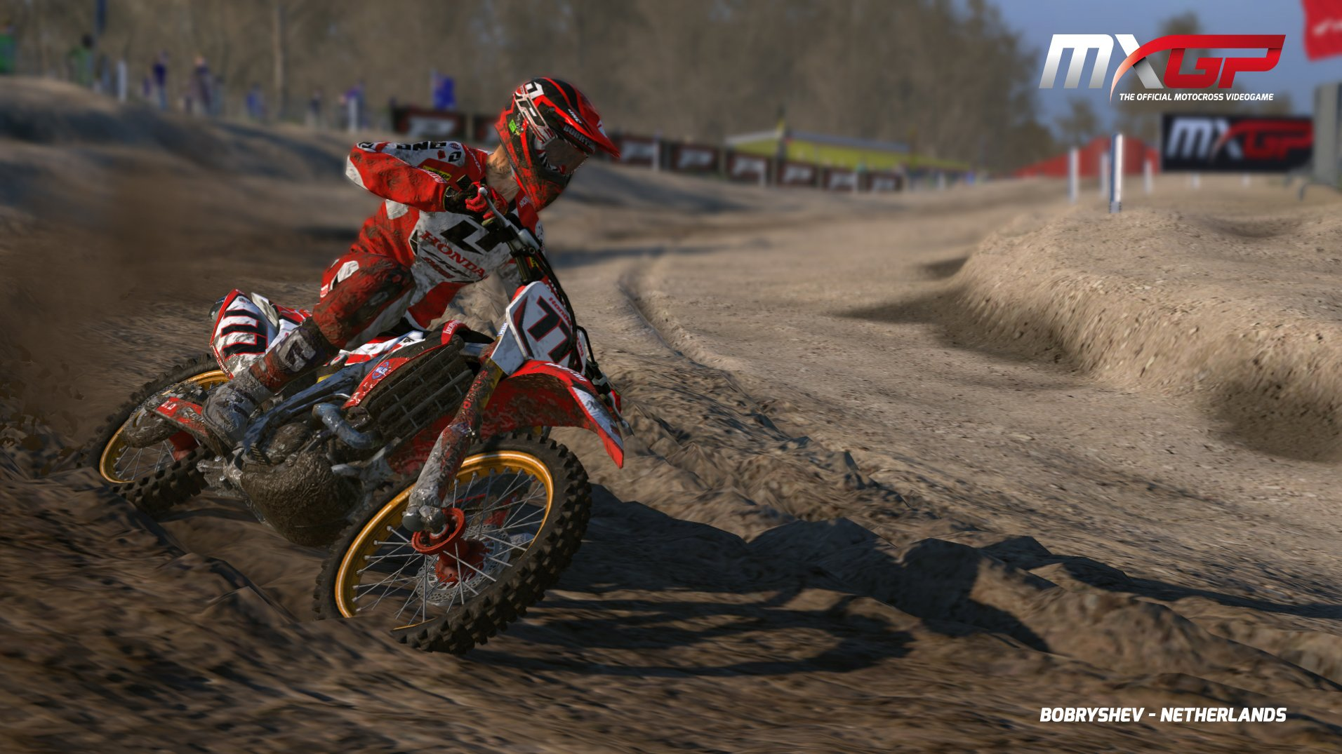 MXGP – More Info And Gameplay Video Released