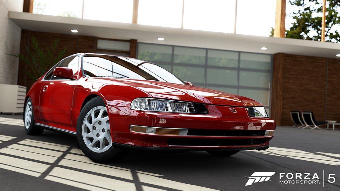 Forza motorsport 5 honda legends car pack released inside sim racing