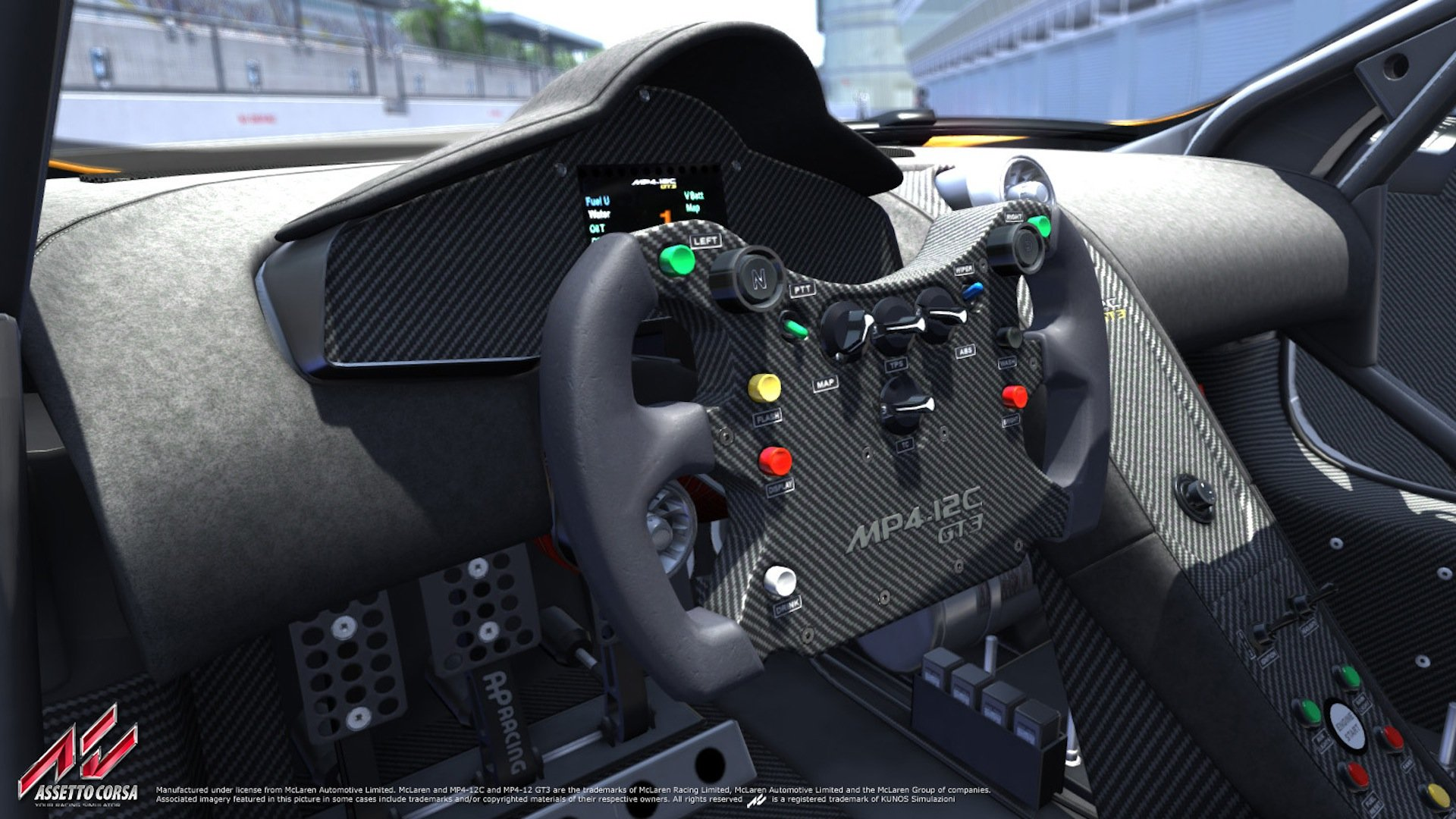 Assetto Corsa Update 0 6 5 Arrives Featuring Mclaren Mp4 12c Gt3 Inside Sim Racing