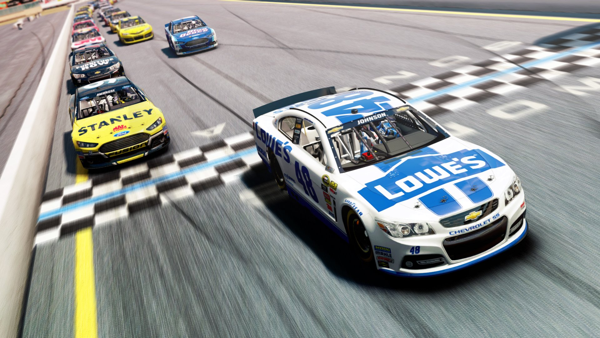 Nascar '14 Out Now