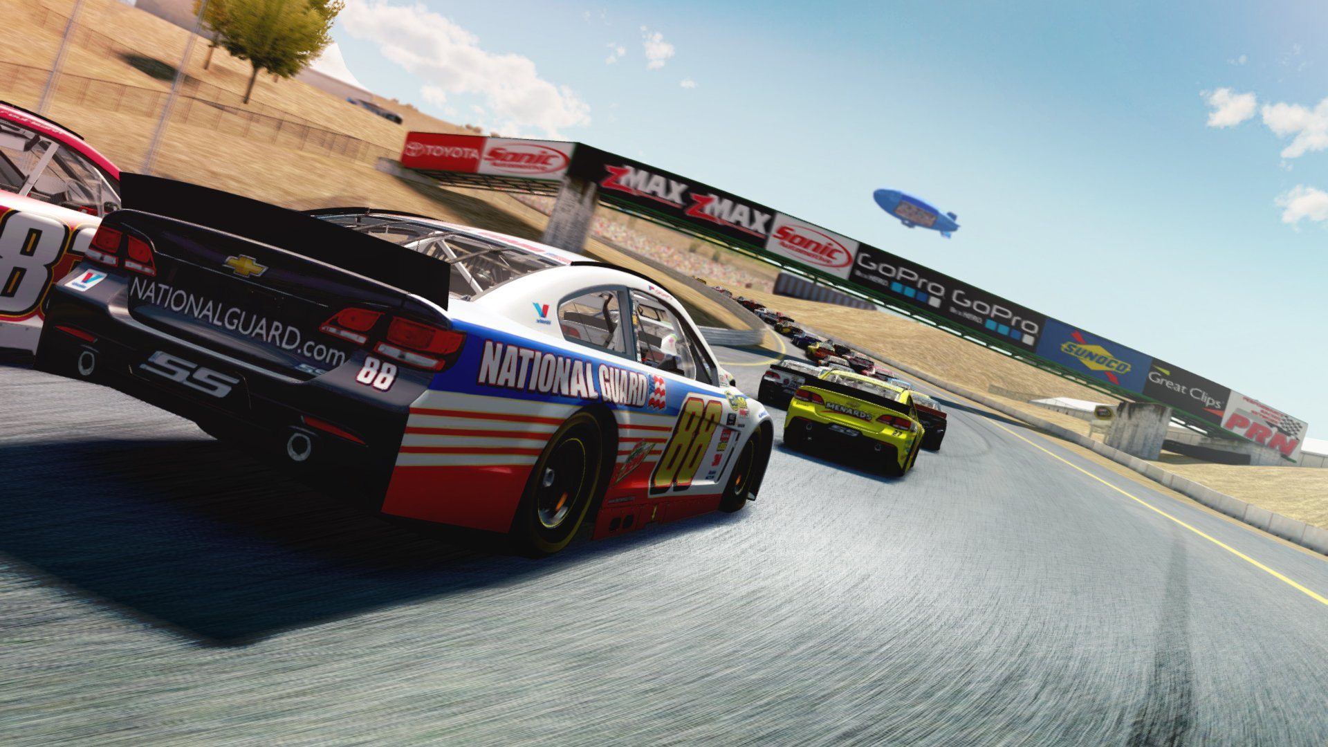 New Chase Format Comes to NASCAR '14
