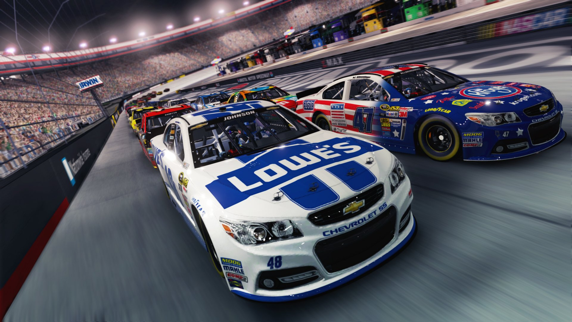 Nascar 14 Out Now Inside Sim Racing