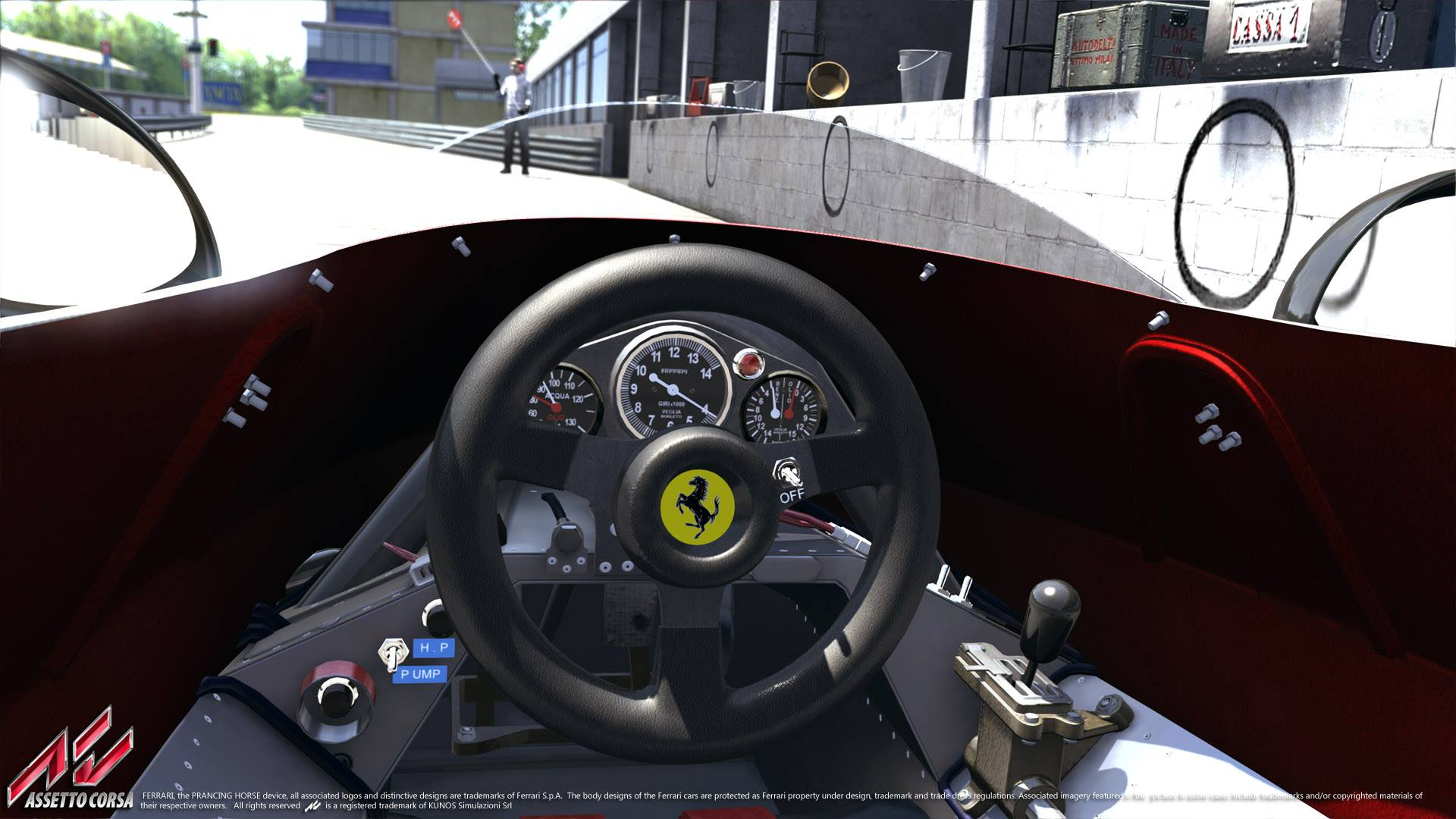assetto corsa releases early access update 0 8 inside sim racing. Black Bedroom Furniture Sets. Home Design Ideas
