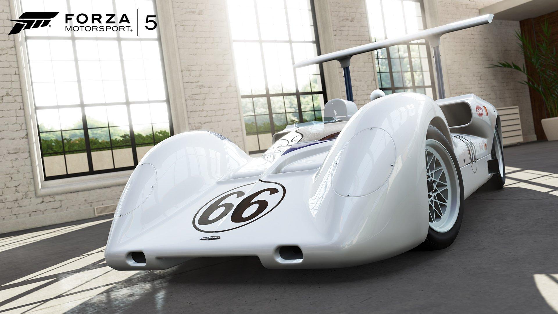 Forza Motorsport 5 Top Gear Car Pack Released Inside