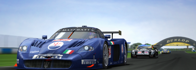 Throwback Thursdays: GTR 2