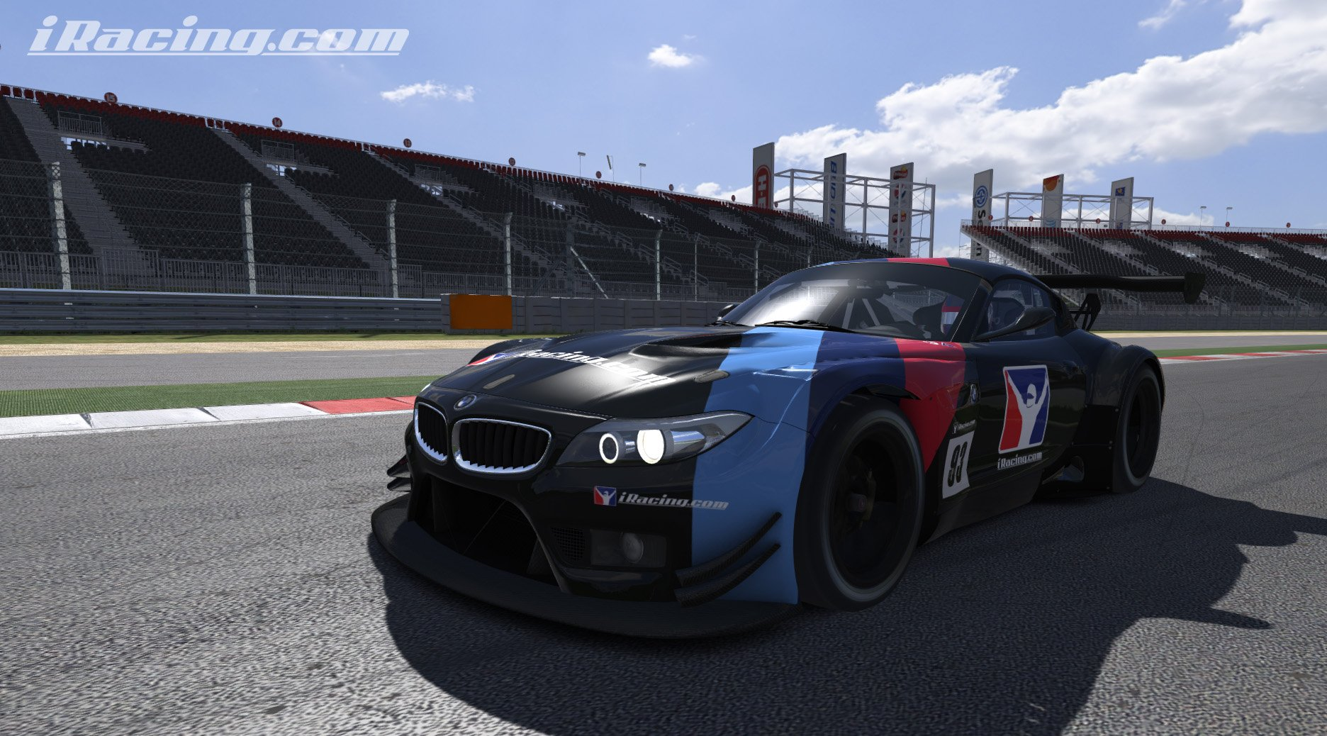 Iracing Releases Bmw Z4 Gt3 And Cota Ingame Previews Inside Sim Racing