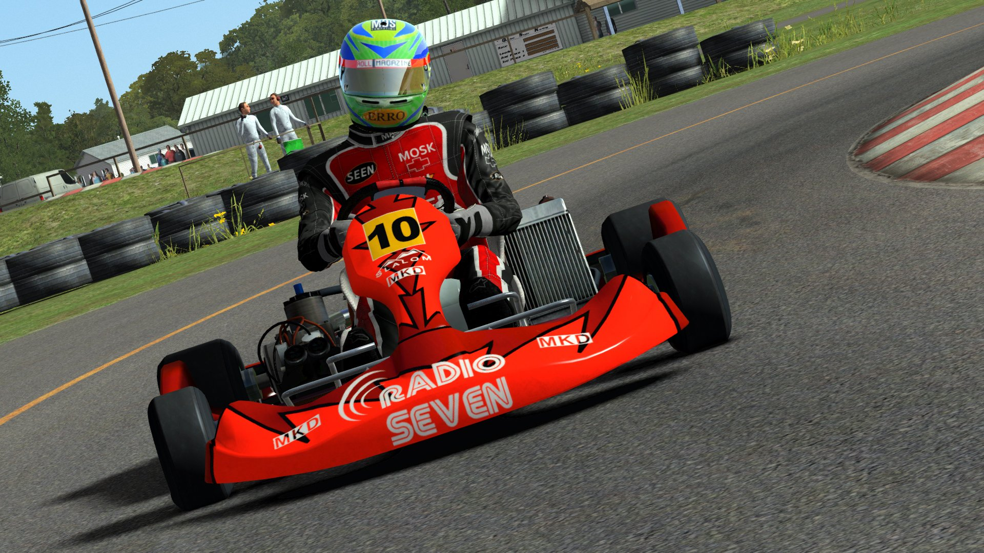 From karts to f1 new content coming to rfactor 2 for Go kart interieur quebec
