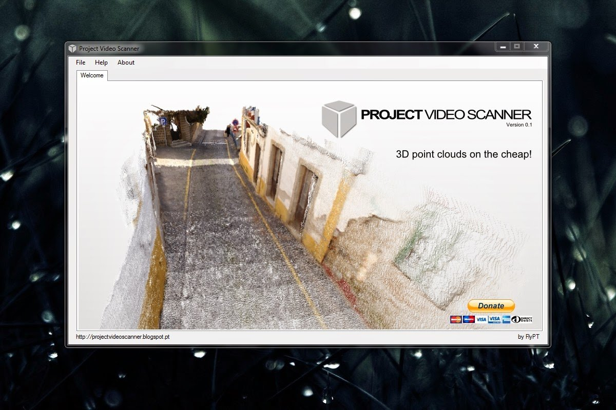 Cheap Alternative to Laser Scanning? Project Video Scanner Released