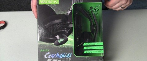 Razer Carcharia Full Review