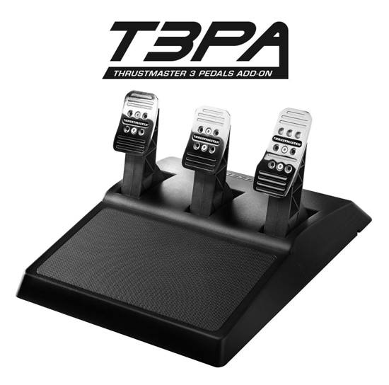Thrustmaster T3pa Pedals And Th8a Shifter Almost Here