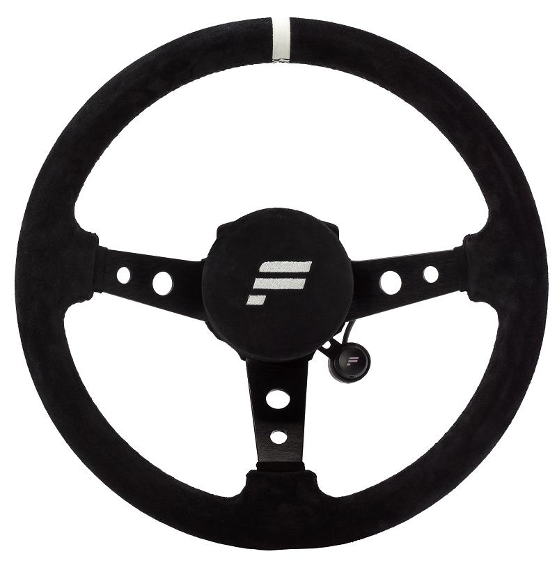 fanatec clubsport wheel stock car rim teased inside sim. Black Bedroom Furniture Sets. Home Design Ideas