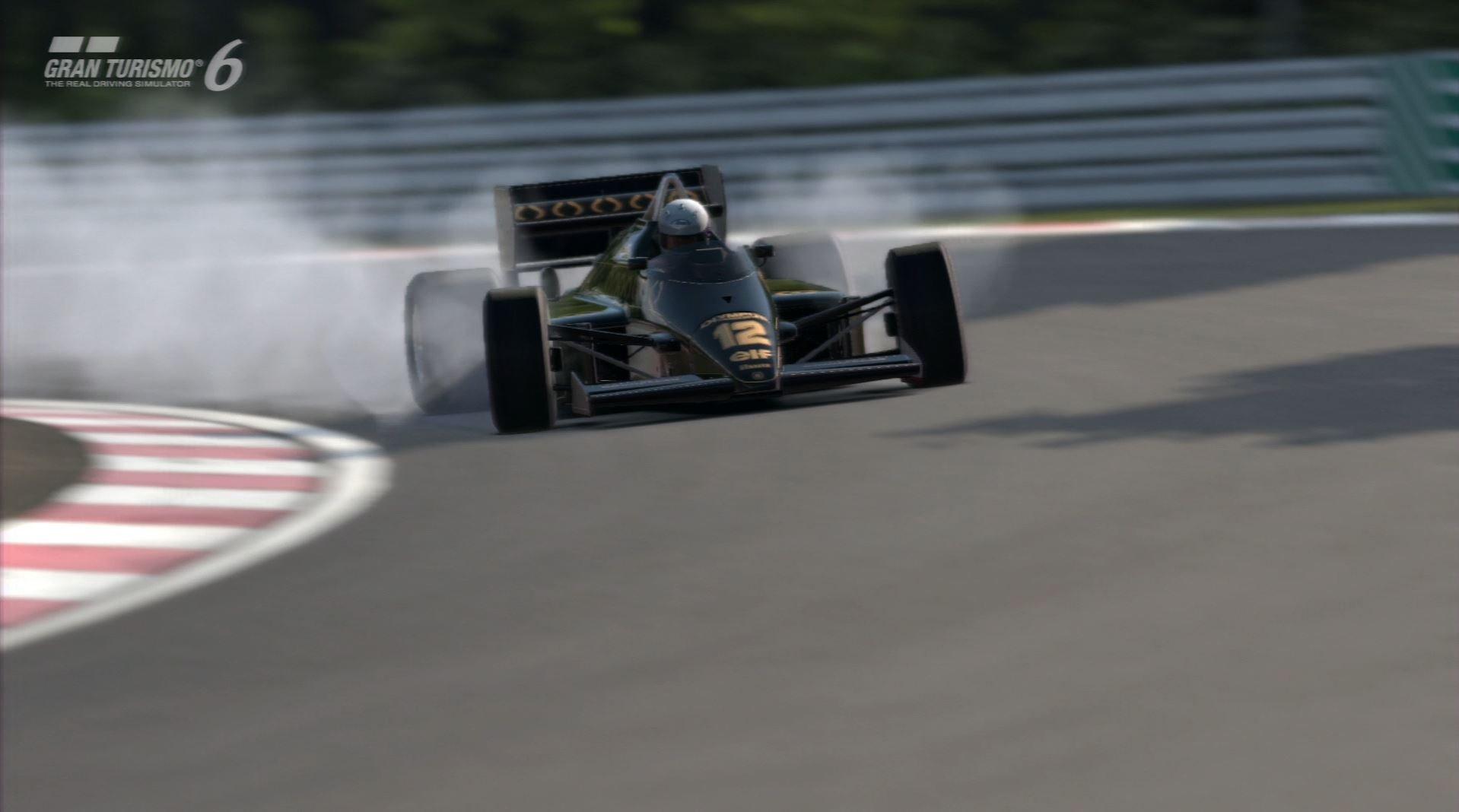 Gran Turismo 6 (GT6) Aryton Senna Content Impressions
