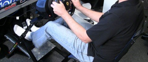 Next Level Racing Wheel Stand Review
