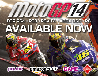 Moto GP out now