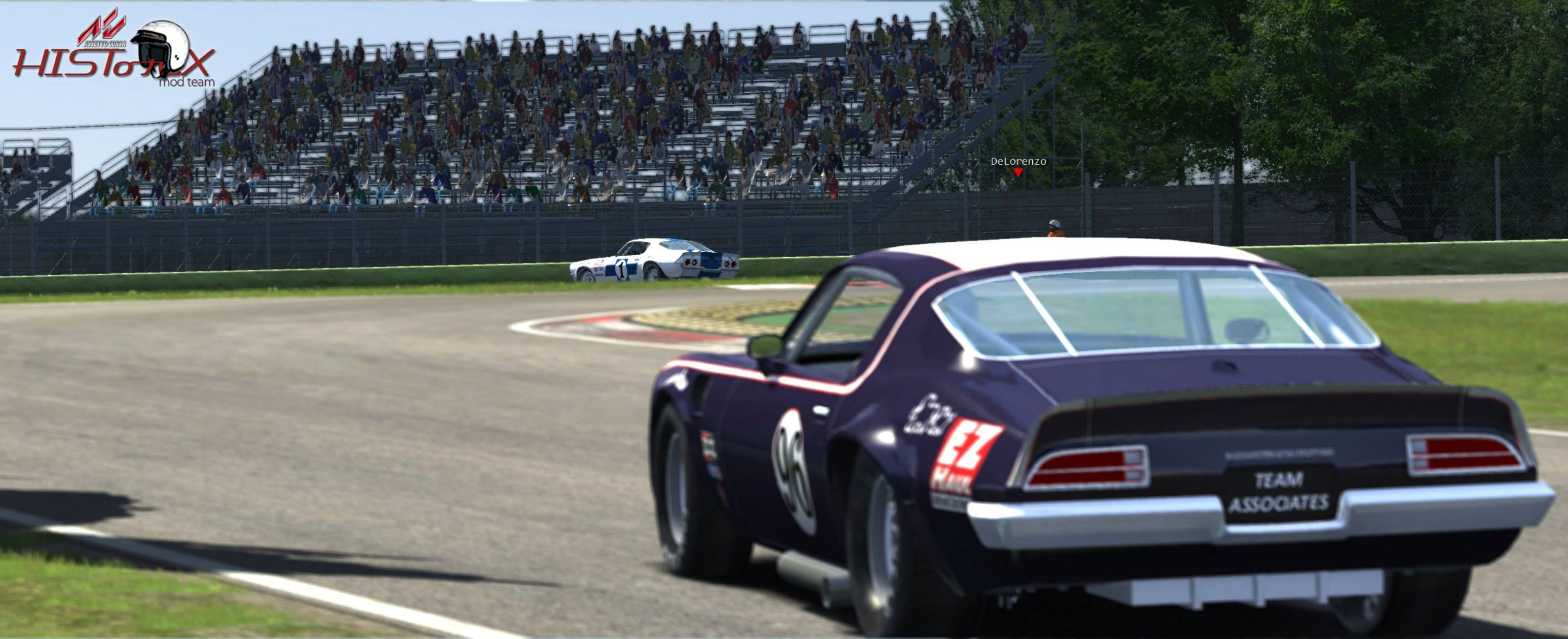 HistorX Mod Team - Assetto Corsa Test Shots Released ...