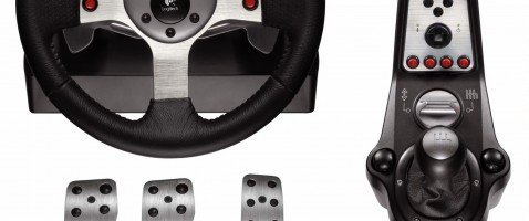Logitech G25 / G27 – FL2 USB Shifter Adapter by Basherboards