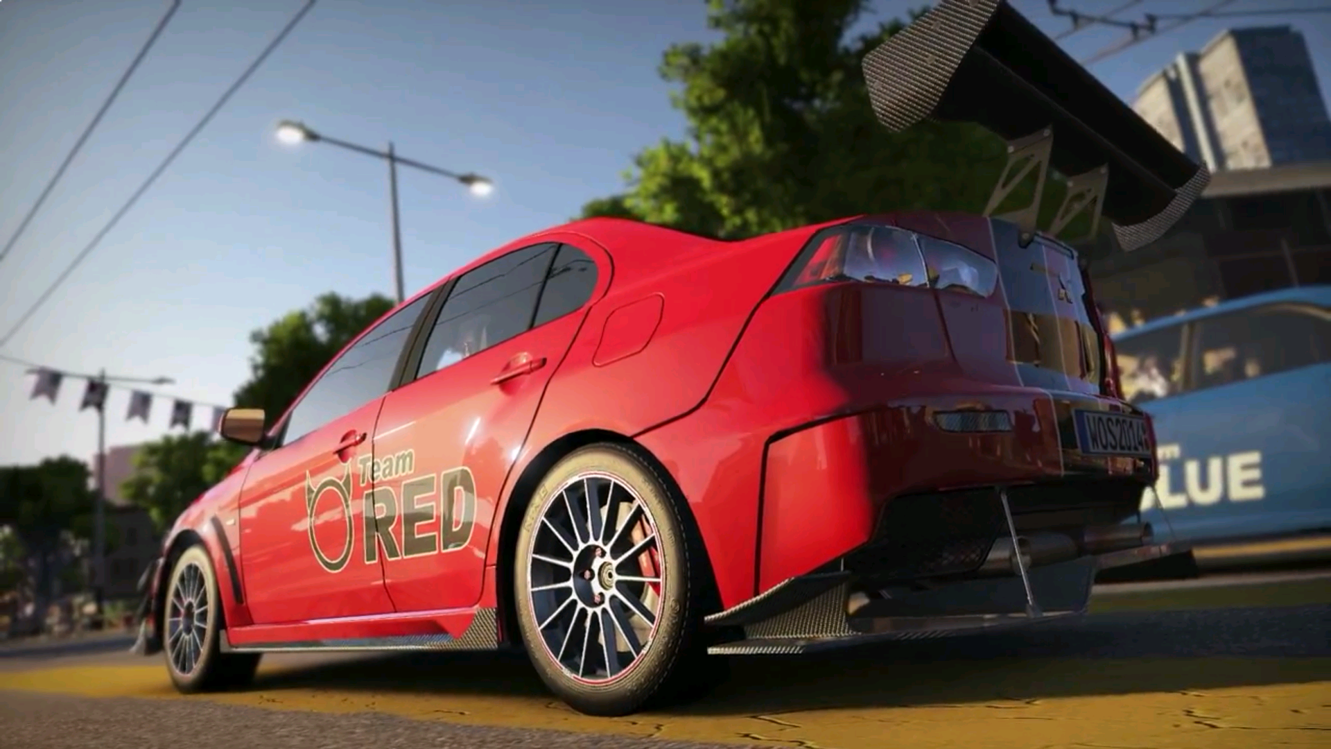World of Speed – Lancer vs Impreza Trailer