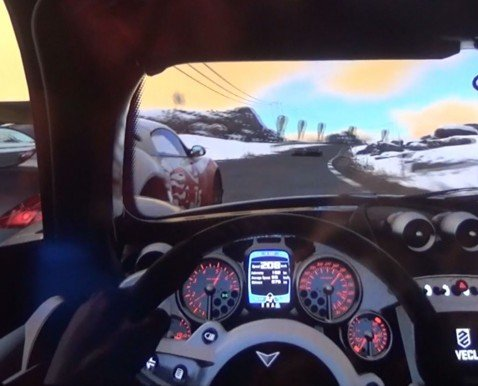 Driveclub – Gameplay with Direct Audio Feed