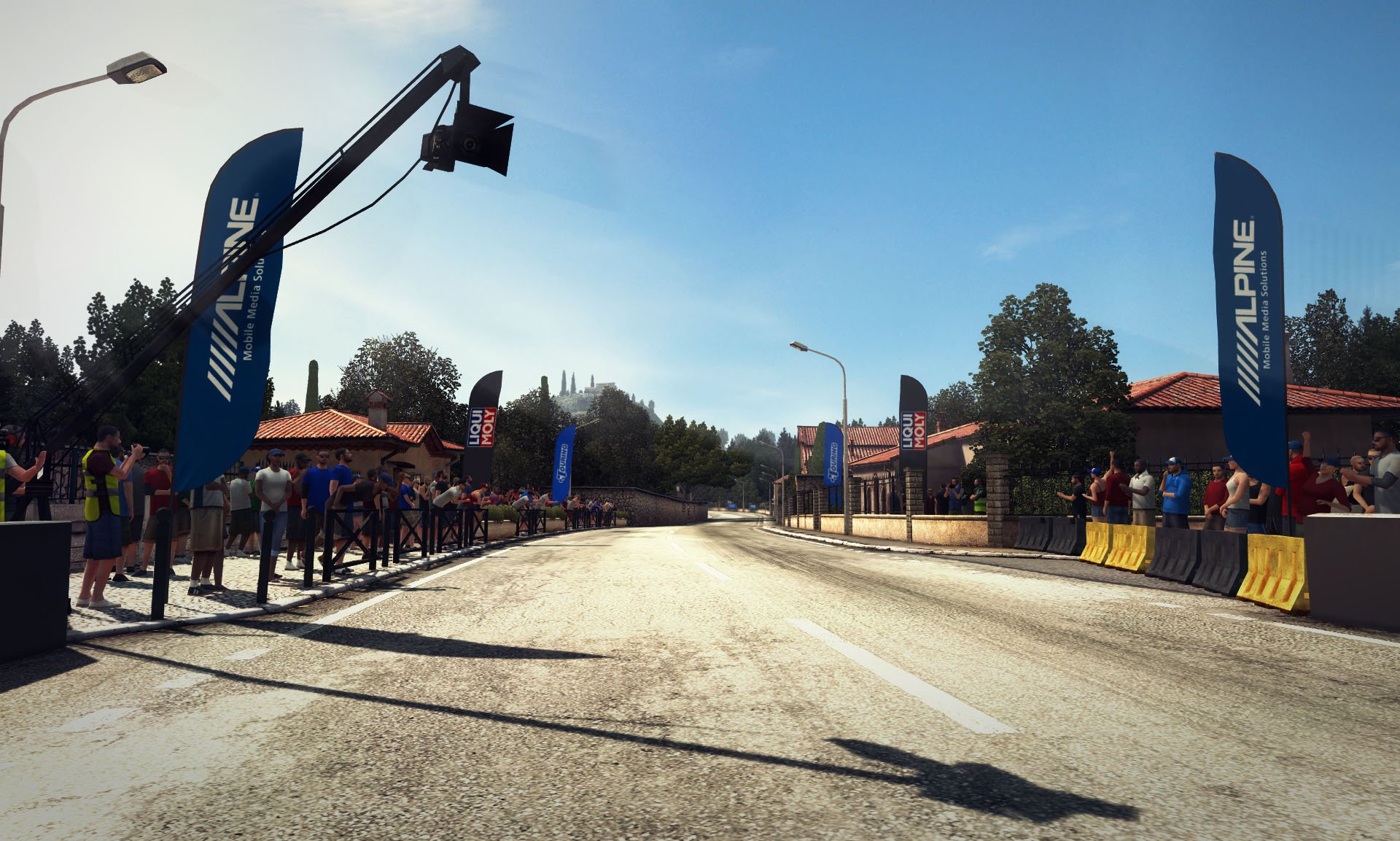 GRID Autosport: Sprint Pack Released