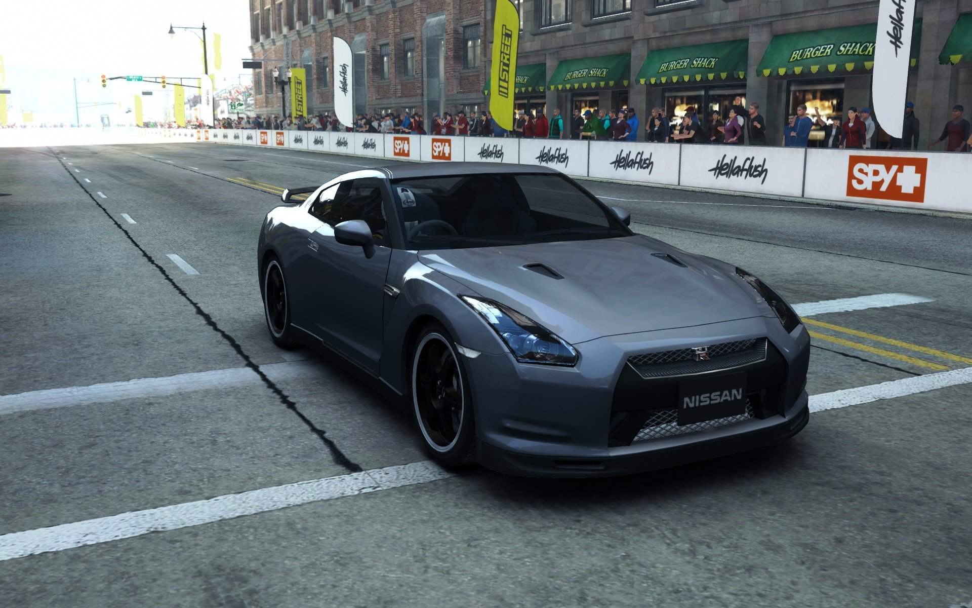 GRID Autosport – Coupé Style Pack and Black Edition Now Available