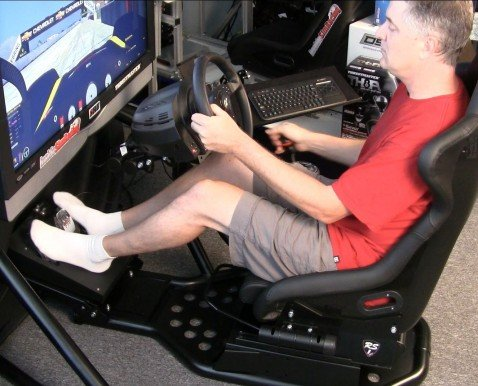 RSeat RS1 Sim Chassis Review