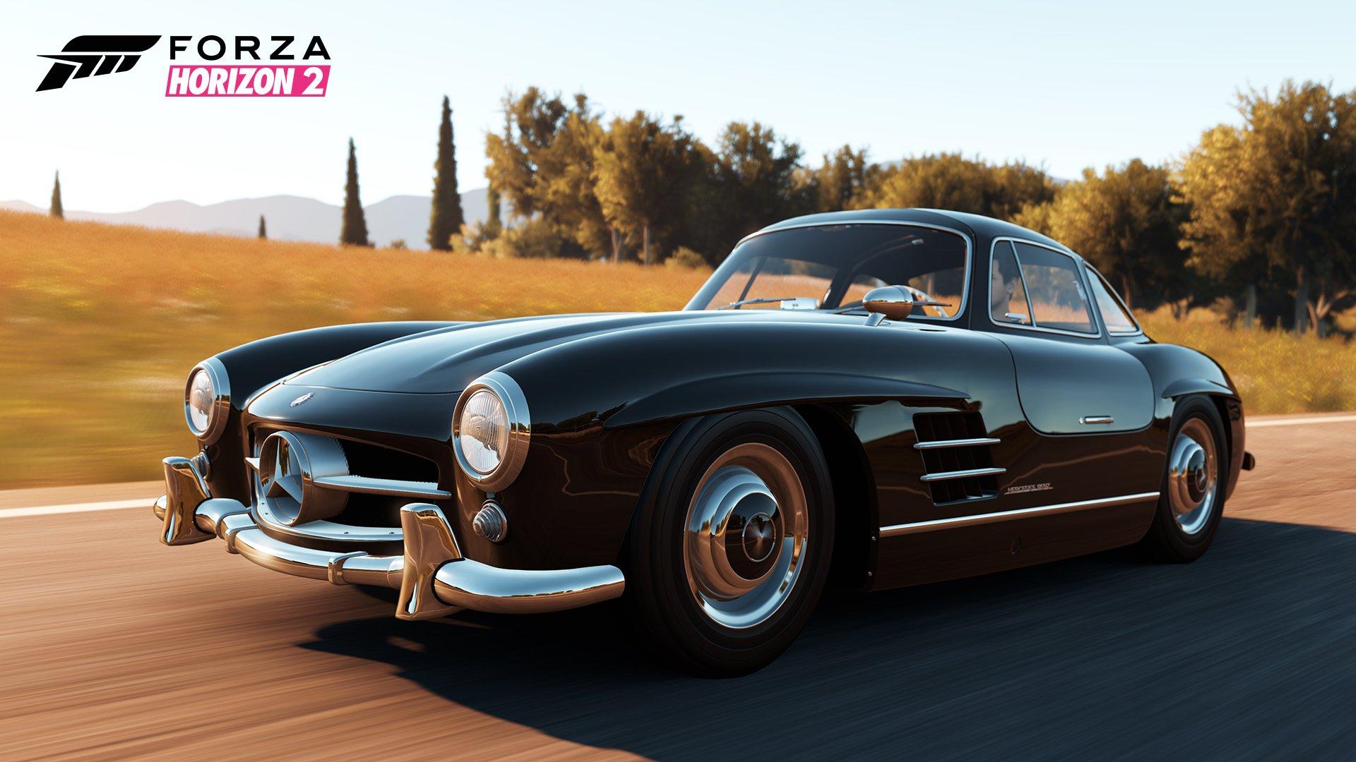 Forza horizon 2 more cars revealed inside sim racing for Garage bmw horizon