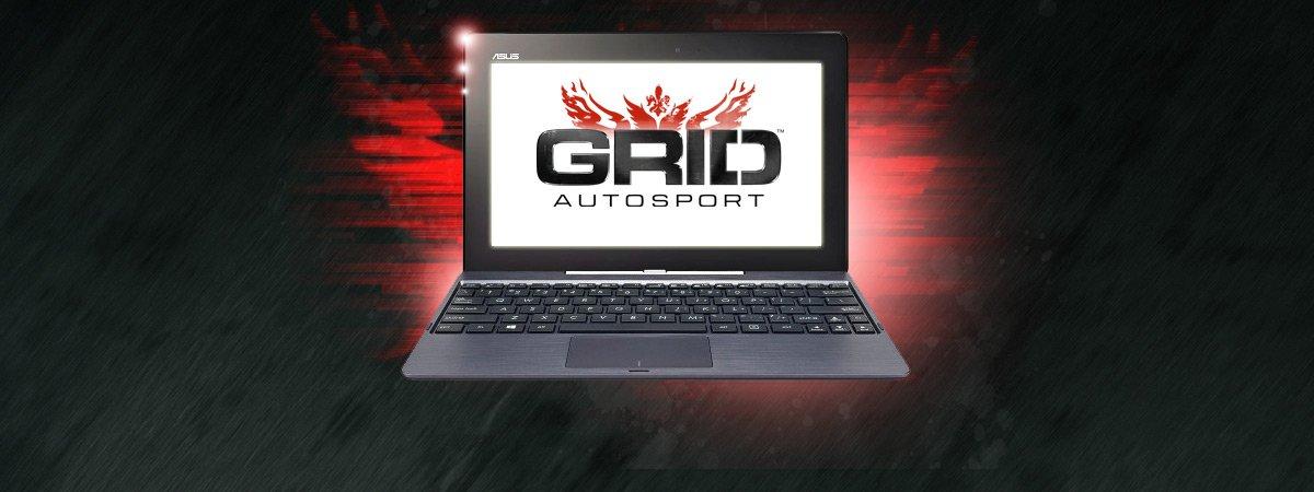 GRID Autosport: Intel Challenge Underway