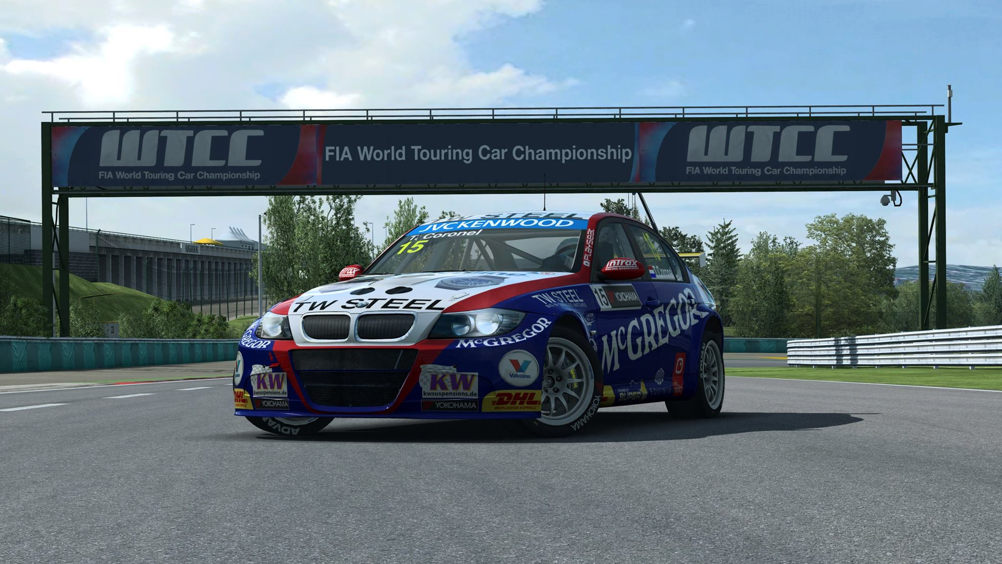 WTCC Previews Released for R3E