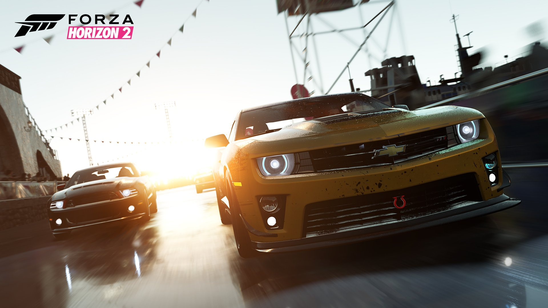 Forza Horizon 2 Released Hub App Announced Inside Sim