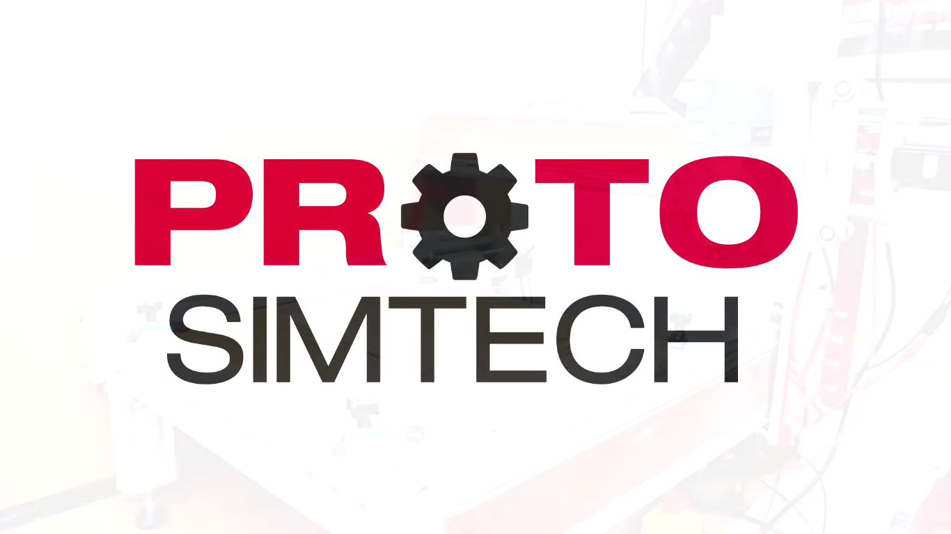 ProtoSimTech PT-1 Seen in Action – New Logo