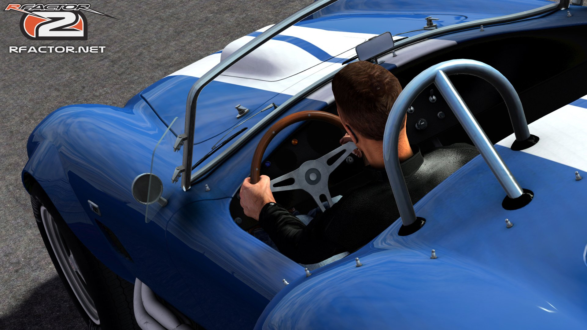 Shelby Cobra Preview Released for rFactor 2 - Inside Sim Racing