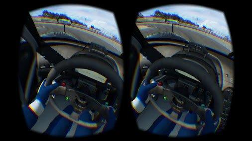 RaceRoom Racing Experience – Oculus Rift Videos