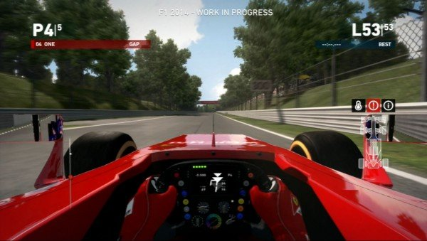 F1 2014 First Look