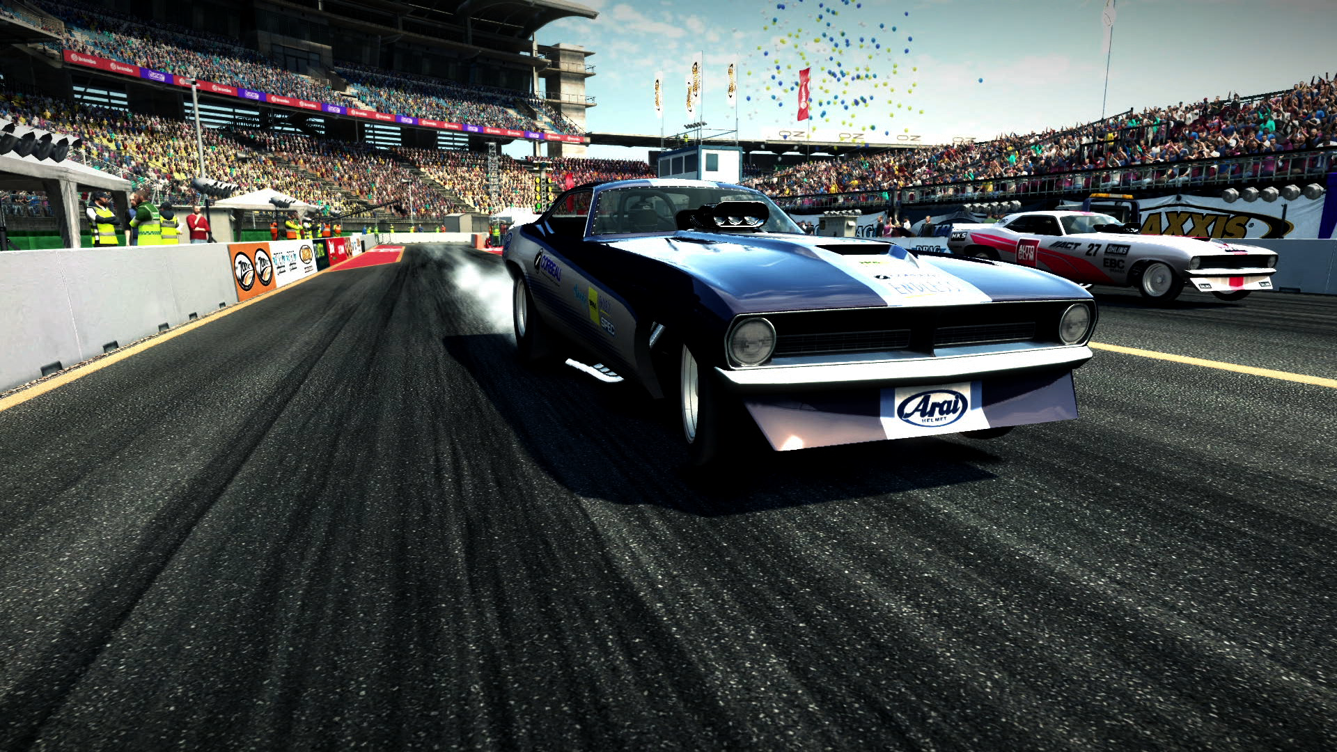 Drag Racing Pack Released for GRID Autosport