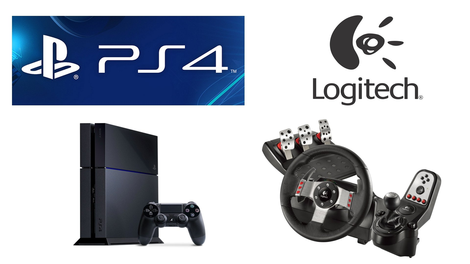 Logitech G27 Support on Playstation 4 – My Take