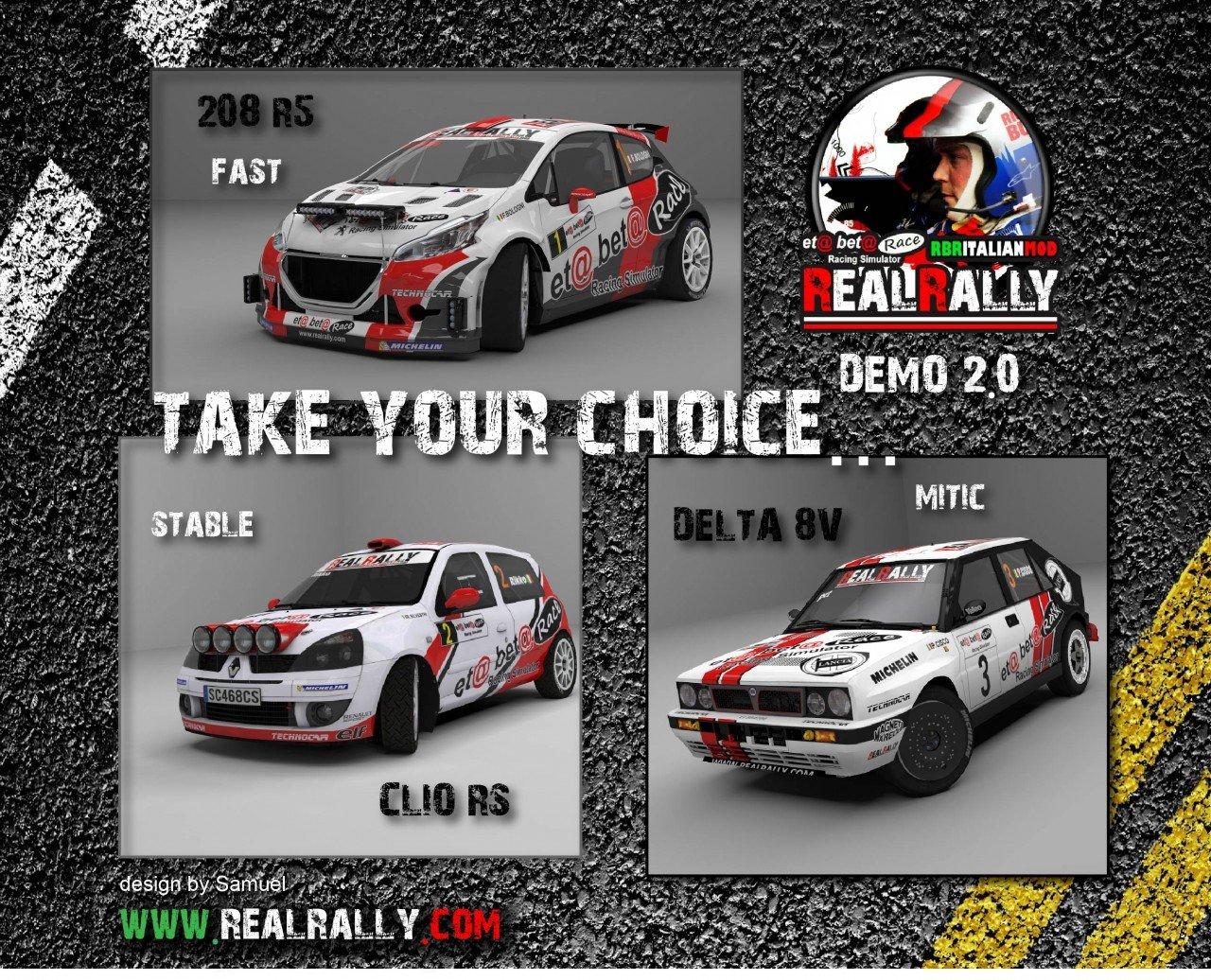 RealRally 2015 Demo 2.0 Released - Inside Sim Racing