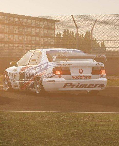 Nissan Primera BTCC 0.1a Released