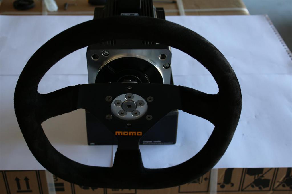 direct drive wheel