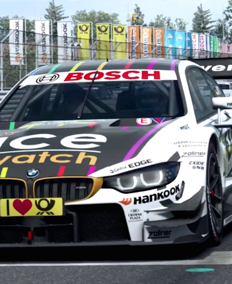 DTM Experience 2014 Now Available on R3E