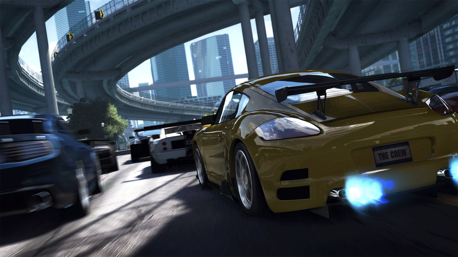 The Crew Open Beta Coming to PS4 & XBox One