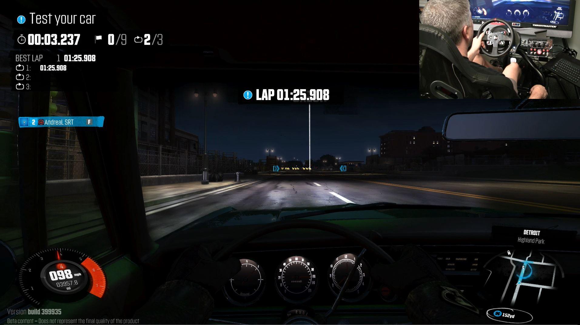 ubisoft announces the crew 2 inside sim racing. Black Bedroom Furniture Sets. Home Design Ideas