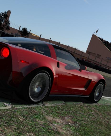rFactor 2 2012 Chevrolet Corvette – Now Available