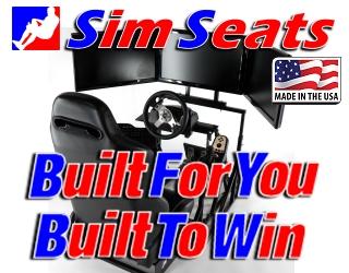 Sim Seats 320