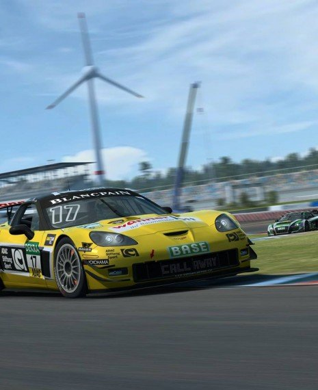 R3E's ADAC GT Masters 2014: New Info and Pics