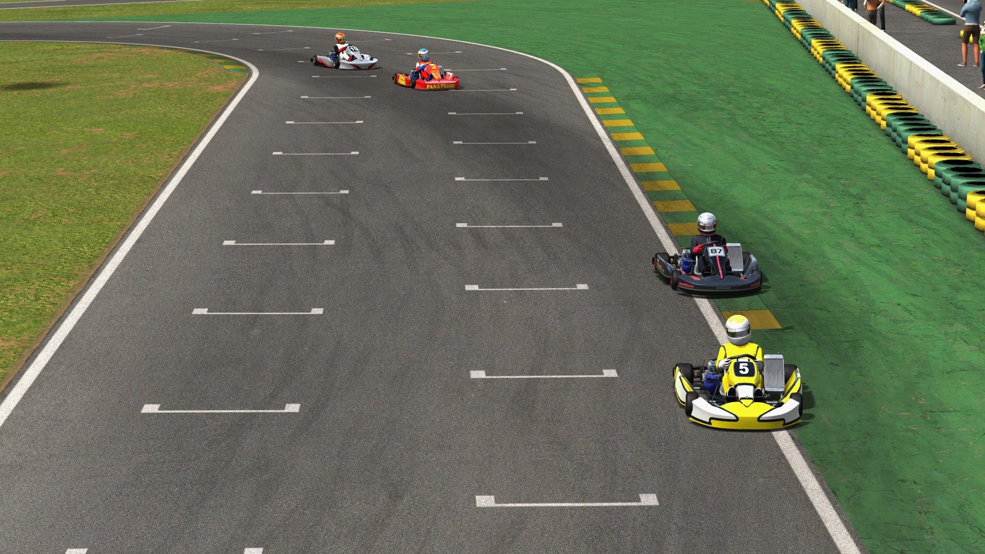 Circuito Ortona : Gsc extreme ortona kart track preview inside sim racing
