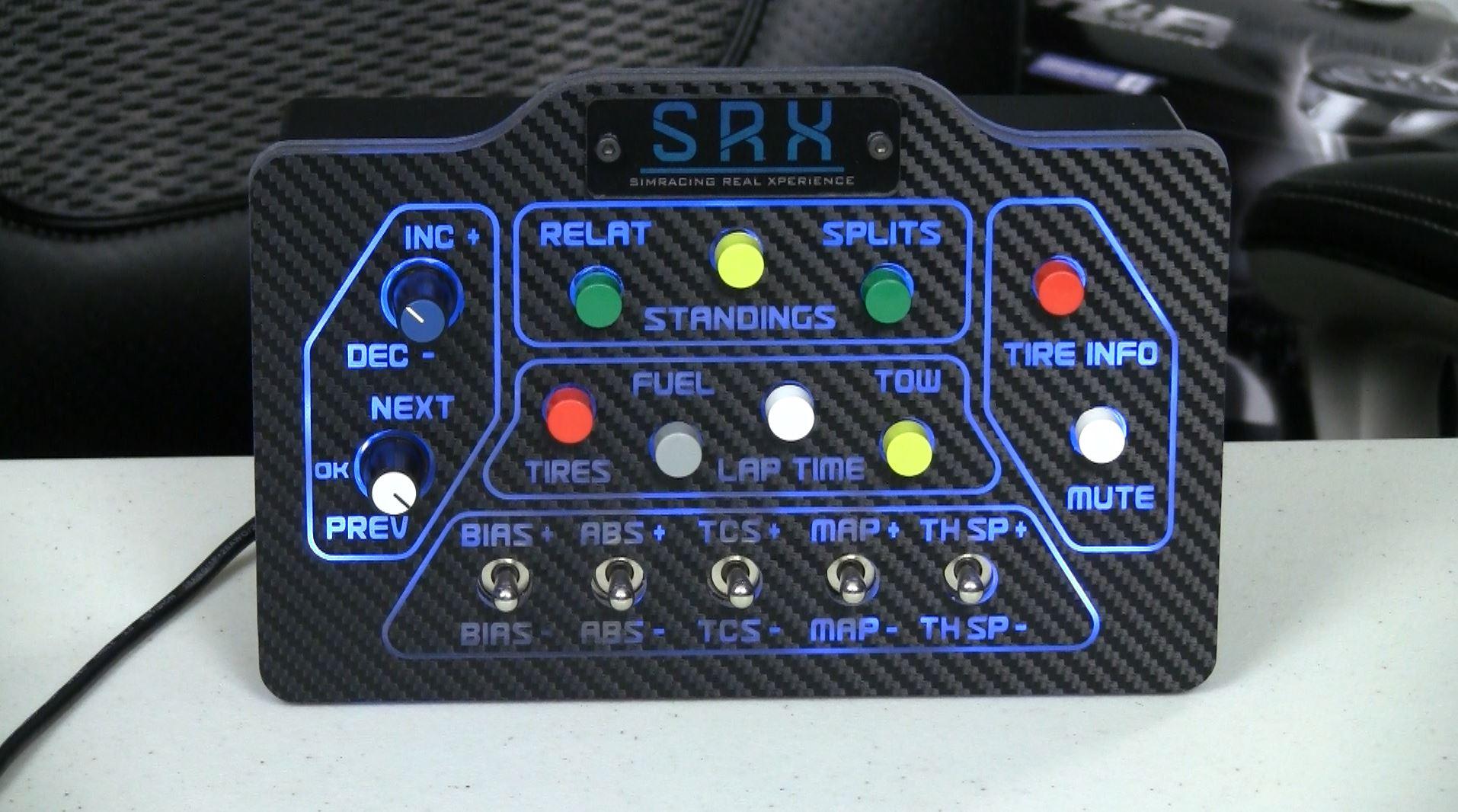 SRX Innobox Pro Button Box Review