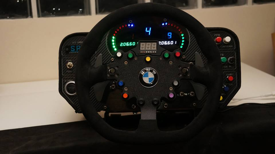 srx gt dash coming for fanatec csw inside sim racing. Black Bedroom Furniture Sets. Home Design Ideas