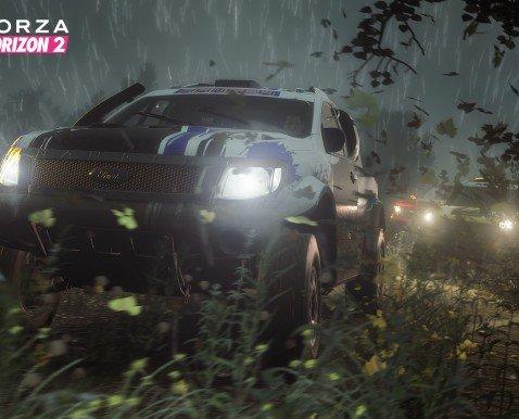 Forza Horizon 2 Storm Island DLC Test Drive