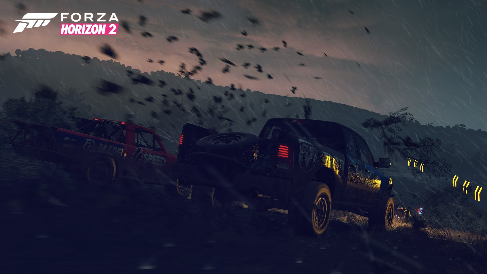 Forza Horizon  Storm Island Dlc