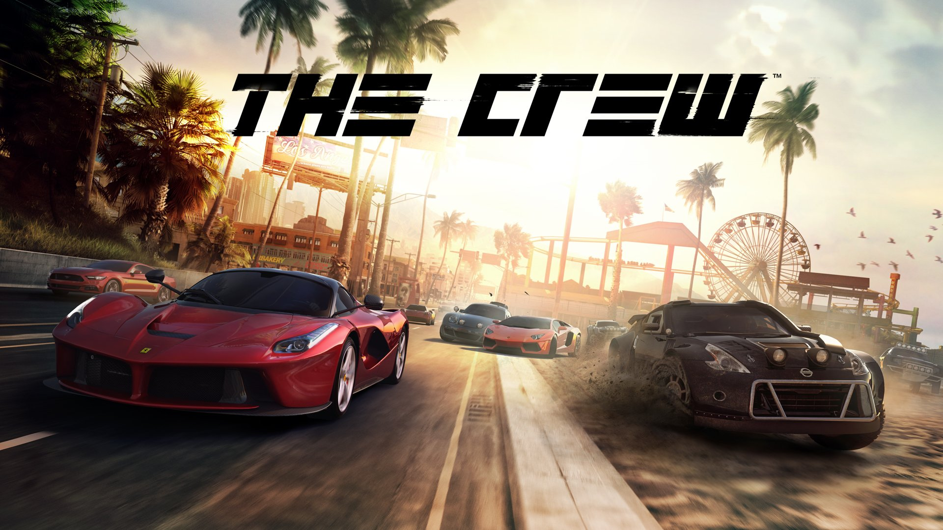 The Crew Out Now